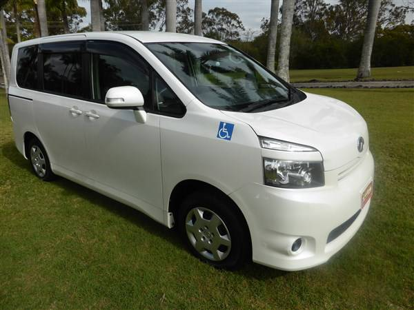 Toyota Noah Van For Hire Nairobi