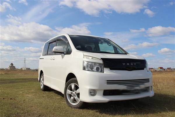 Toyota Noah Vans For Hire Kenya