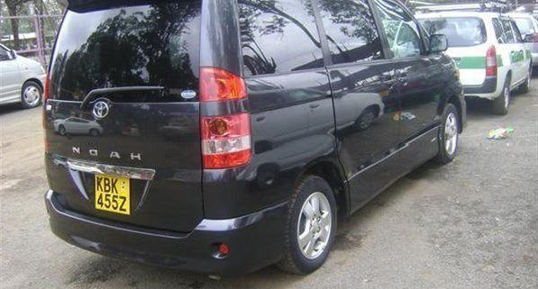 A Black Toyota Noah For Sale In Kenya For Sale In Kenya 6720128466541736577