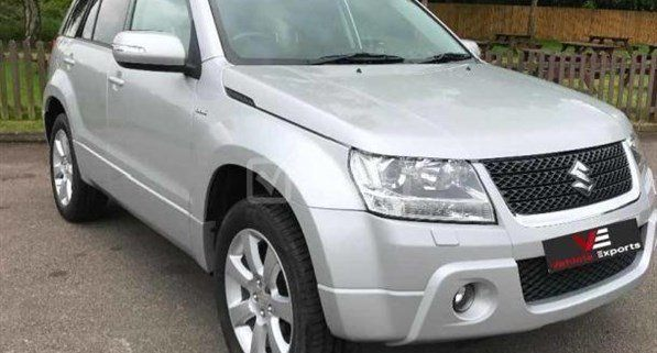 Suzuki Grand Vitara 2011 Diesel 2011 Silver Manual Suzuki Grand Vitara 6270128523035641369