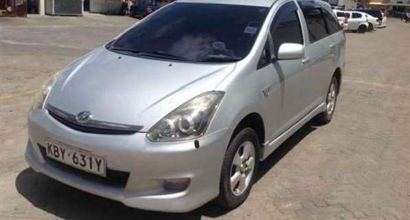 Toyota Wish Toyota Wish Kby For Sale 0786780538 For Sale In Kenya 5220133511033153089